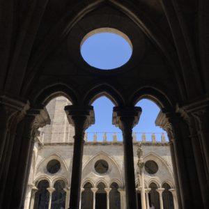 ポルトガルのポルト大聖堂「セー」