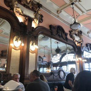 ポルトガル ポルトの老舗カフェ「マジェスティックカフェ」
