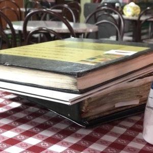 カミーノでメヌーを食べられるレストラン