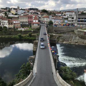 バルセロスの中世から伝わる石橋