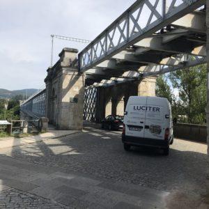 カミーノ「ポルトガル人の道」ポルトガルとスペインの国境を歩く