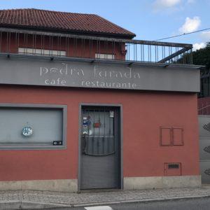 カミーノ「ポルトガル人の道」のレストランペドラフラーダ