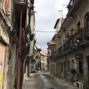 カミーノ「ポルトガル人の道」Redondelaレドンデーラに到着