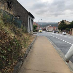 カミーノ「ポルトガル人の道」Arcadeアルカデのアルベルゲ「A Xesteira」ア・シェステイラ