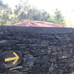 カミーノ「ポルトガル人の道」ポンテ・デ・リマからRubiaes峠越え