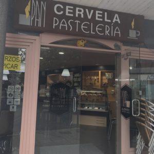 カミーノ「ポルトガル人の道」Caldas de ReisのカフェCERVELA
