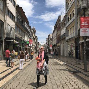 カミーノ「ポルトガル人の道」ポルト散策