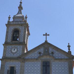 カミーノ「ポルトガル人の道」、サンミゲル教会