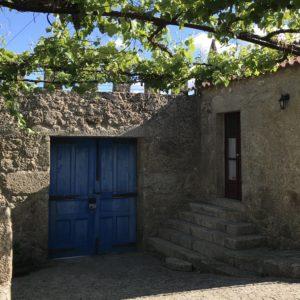 カミーノ「ポルトガル人の道」、Balgaesの三ツ星ホテルCasas da Quinta da Cancela