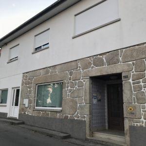 カミーノ「ポルトガル人の道」FontouraのアルベルゲPilger Pause