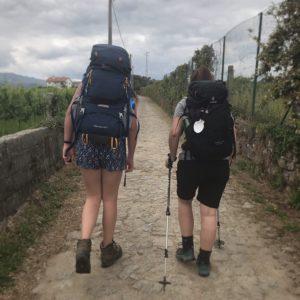 カミーノ「ポルトガル人の道」での出会い