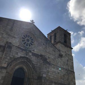 ポルトガルのバルセロス、マトリス教会