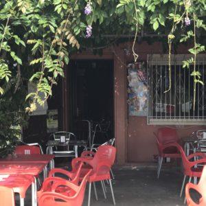 カミーノ「ポルトガル人の道」BriallosのカフェMaruja