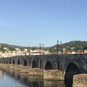 カミーノ「ポルトガル人の道」ポンテ・デ・リマ