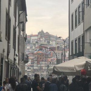 カミーノ「ポルトガル人の道」ポルトのサン・ジョアン祭り
