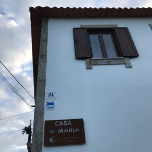 カミーノ「ポルトガル人の道」PedroFuradaの宿