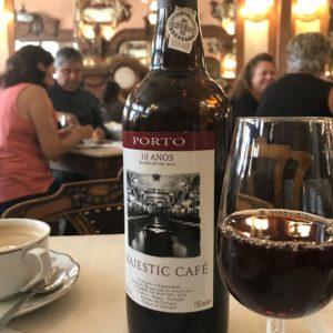 カミーノ「ポルトガル人の道」ポルト散策 マジェスティックカフェ