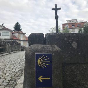 カミーノ「ポルトガル人の道」Caldas de Reis