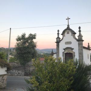 カミーノ「ポルトガル人の道」Fontouraを出発