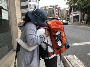 カミーノ「ポルトガル人の道」Caldas de Reisでカミーノミラクル!