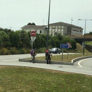 カミーノ「ポルトガル人の道」サンティアゴから長距離バスALSAでポルトへ