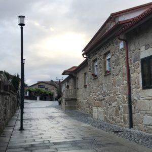 カミーノ「ポルトガル人の道」Mos