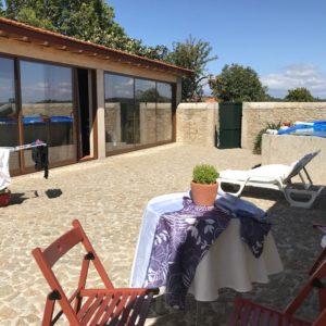 カミーノ「ポルトガル人の道」PedraFuradaの宿 Casa D.Maria