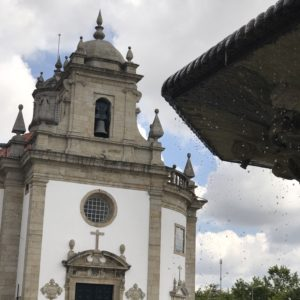 ポルトガル バルセロスのボンジェズス教会