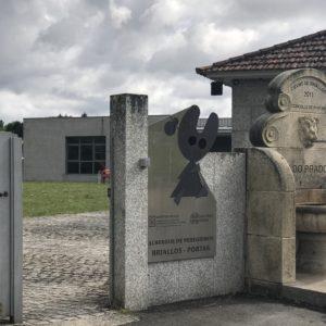 カミーノ「ポルトガル人の道」Briallosのアルベルゲ