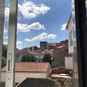 カミーノ「ポルトガル人の道」サンティアゴの宿 Casa Douro