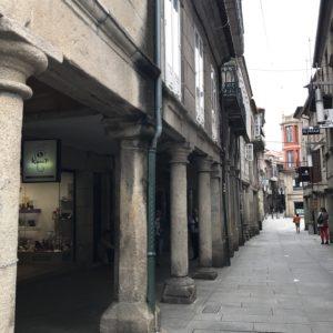 カミーノ「ポルトガル人の道」Ponte Vedraポンテ・ヴェドラ