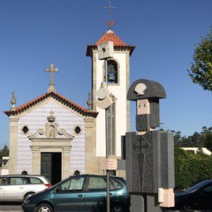 カミーノ「ポルトガル人の道」、ヴィラリーニョのまち