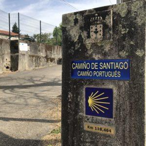 カミーノ「ポルトガル人の道」スペインTuiへ