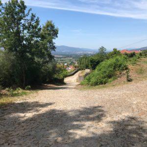 カミーノ「ポルトガル人の道」Rubiaes からFontouraへ