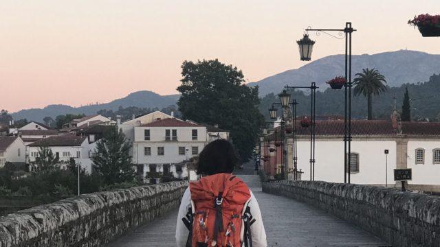 カミーノ「ポルトガル人の道」モデルコース