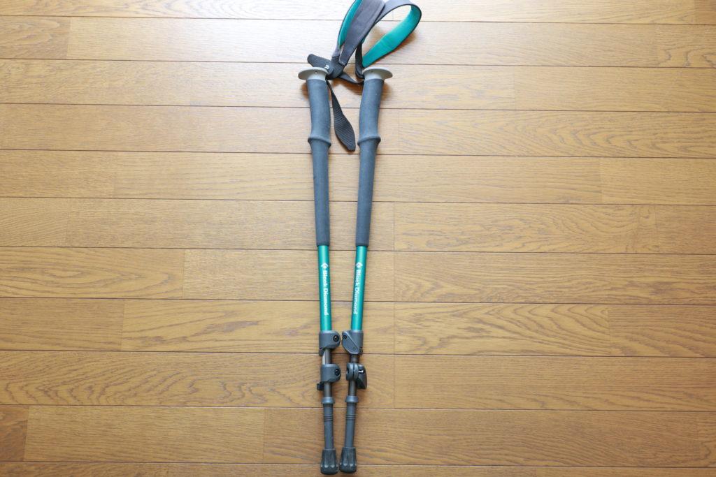 カミーノへトレッキングポール、ストック、杖は持っていくべきか?