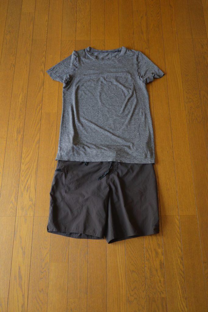 カミーノ「ポルトガル人の道」就寝時の服装