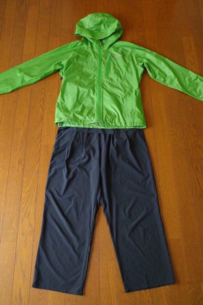 カミーノ「ポルトガル人の道」観光時、移動時の服装