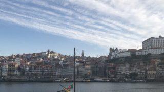 カミーノ「ポルトガル人の道」ポルト